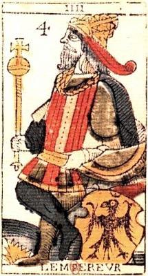 * LE EMPEREVR - Versión de Jean Dodal ( 1701 - 1715 )
