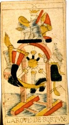 * LA ROVE DE FORTVNE - Versión de Jean Pierre Payen ( 1713 )- Primera parte.