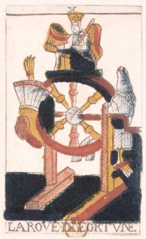 LA ROVE DE FORTVNE - Versión de Jean Pierre Payen ( 1713 )- Segunda parte.